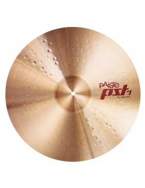 "Paiste® Platillo Ride Light 20"" PST 7"