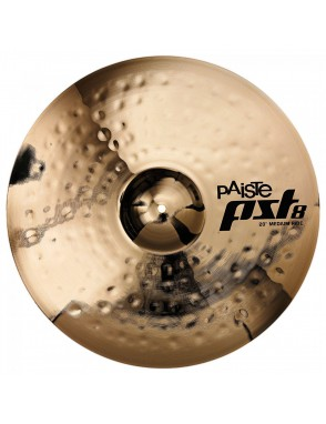 "Paiste® Platillo Ride Medium 20"" PST 8 Reflector"