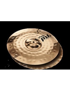 """Paiste® Platillos Sound Edge Hi-Hat 14"""" PST 8 Reflector Set: Par"""
