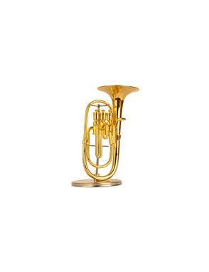 Miniaturas Eufonium Music Art Gold Base y Estuche