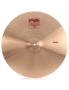 "Paiste® Platillo Crash 22"" Serie 2002"