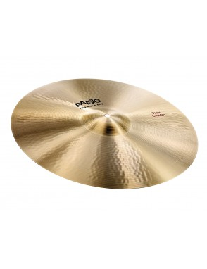 "Paiste® Platillo Crash Thin 22"" Formula 602 Classic Sounds"