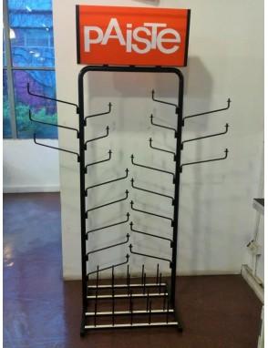 Paiste® Exhibidor de platillos, 22 brazos Cymbal Tree X22