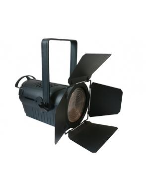 Weinas® Fresnel LED M220 Zoom y Barndoors Luz: Blanco Cálido