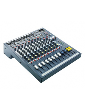 Soundcraft® by HARMAN Mezclador MP8 8 Canales