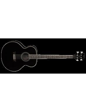 DEAN GUITARS® Bajo Electroacústico EAB Classic Black