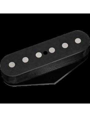 DiMarzio® Cápsulas Guitarra Eléctrica Telecaster® DP173 Black Twang King™ Bridge