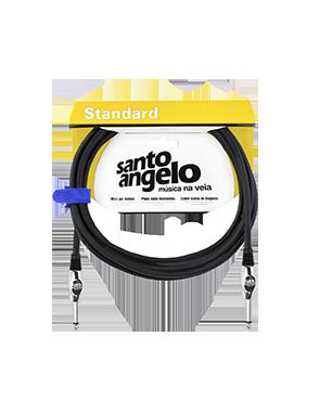 Santo Angelo® ANGEL Cable Instrumento Plug a Plug Rectos OFHC Largo: 6.1 mt