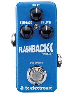 TC Electronic® Pedal Delay Flashback Mini