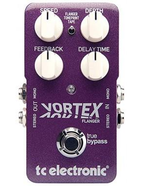TC Electronic® Pedal Flanger Vortex