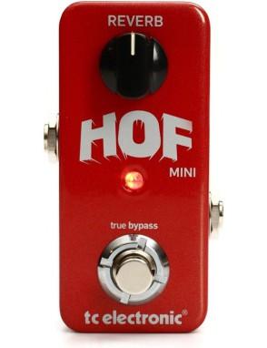 TC Electronic® Pedal Reverb Hall of Fame Mini