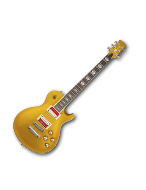 Charvel® Guitarra Eléctrica Desolation™ DS1 Pro Stock Color: Gold Metallic
