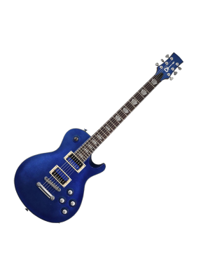 Charvel® Guitarra Eléctrica Desolation™ DS1 Pro Stock Color: Blue Metallic