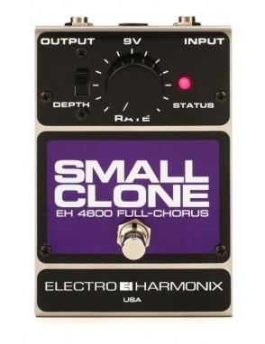 Electro-harmonix® Pedal Guitarra Chorus Análogo Small Clone