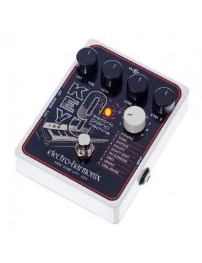 Electro-harmonix® Pedal Guitarra Electric Piano Machine Key 9