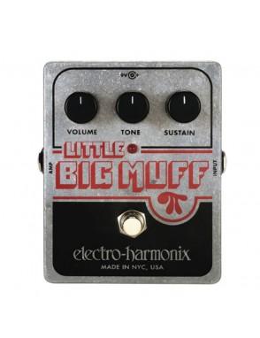 Electro-harmonix® Pedal Guitarra Distorsión Little Big Muff Pi