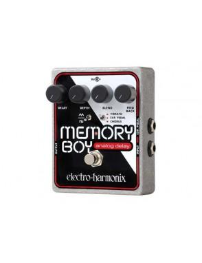 Electro-harmonix® Pedal Guitarra Delay Análogo Memory Boy