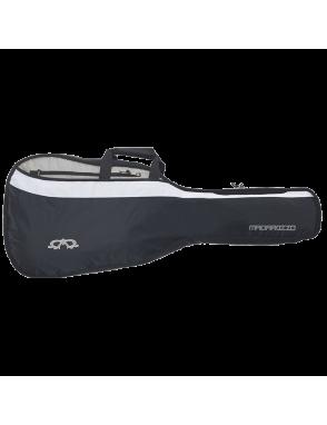 MADAROZZO® Funda Guitarra Clásica ¾ MADEssential™ G003-BG Acolchado 3mm Color: Black/Grey