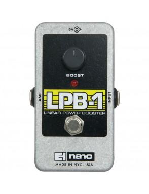Electro-harmonix® Pedal Guitarra Power Booster Nano LPB-1