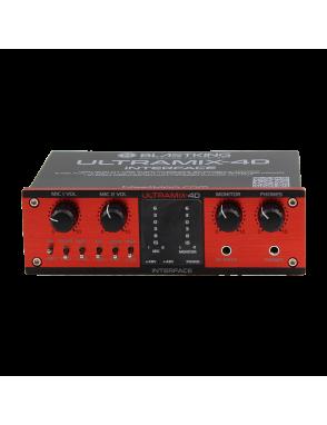 BLASTKING® Interfaz Audio STUDIO ULTRAMIX-4D 4x4