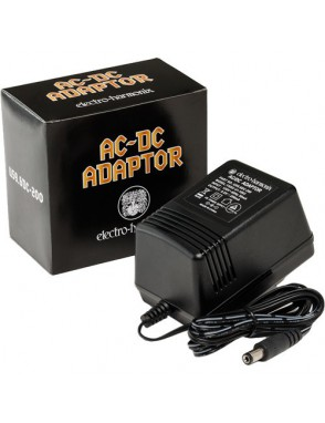 Electro-harmonix® Fuente de Poder Power Supply 9.6V AC - DC Adaptador