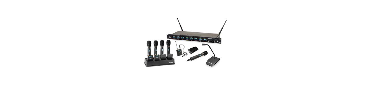 Micrófonos y Sistemas Inalámbricos