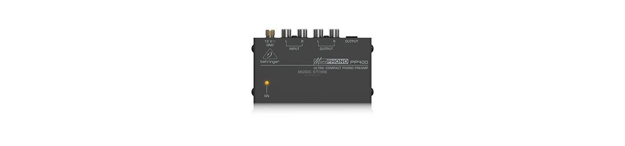Preamp Phono