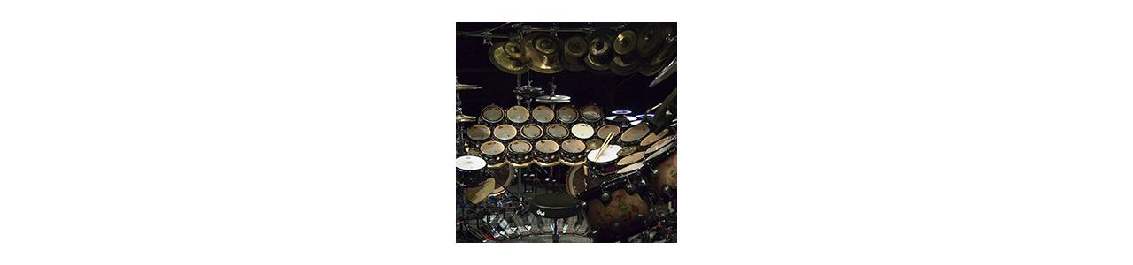 Baterías y Percusión