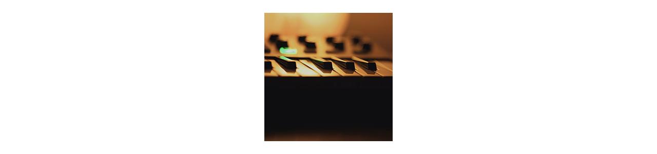 Teclados y MIDI
