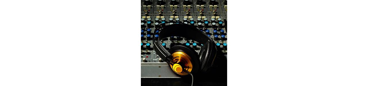 Audífonos de Estudio