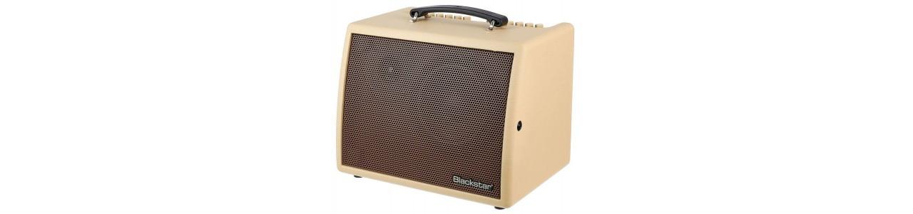 Amplificadores Guitarras Acústicas